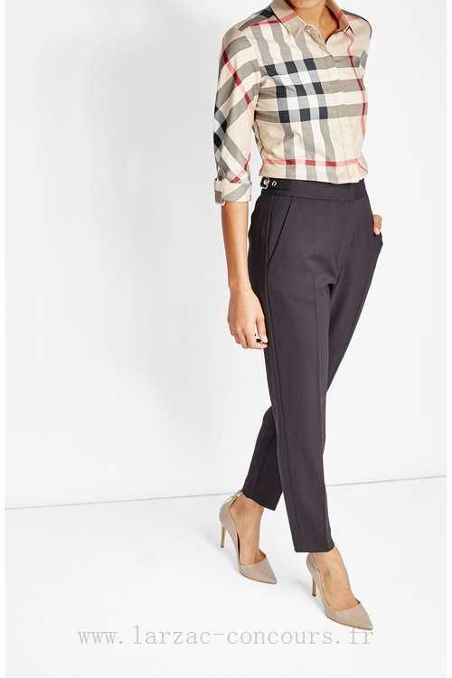 un r tro pour le chemise burberry london femme rose. Black Bedroom Furniture Sets. Home Design Ideas