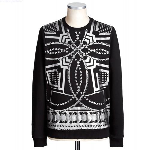 veste versace sport hommes sweatshirt big mark black pull versace collection e723c21baf9